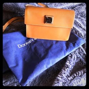 Dooney&Bourke Small East/ West Flap Crossbody